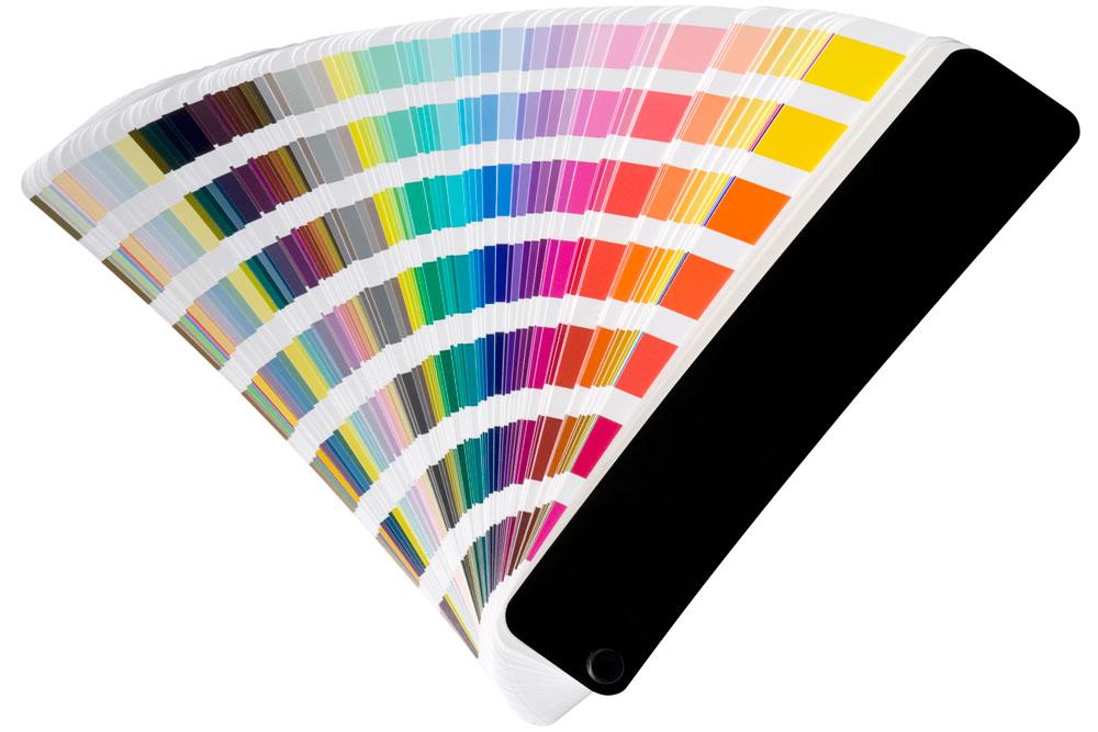 Vælg mellem 15 standard RAL farver og ca 200 special farver